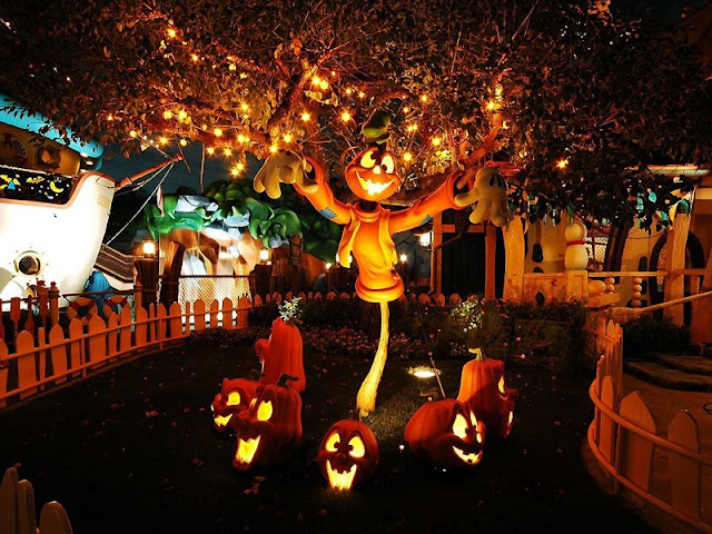 Halloween festival in Vietnam 3