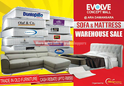 Sofa & Mattress Warehouse Sale 2016