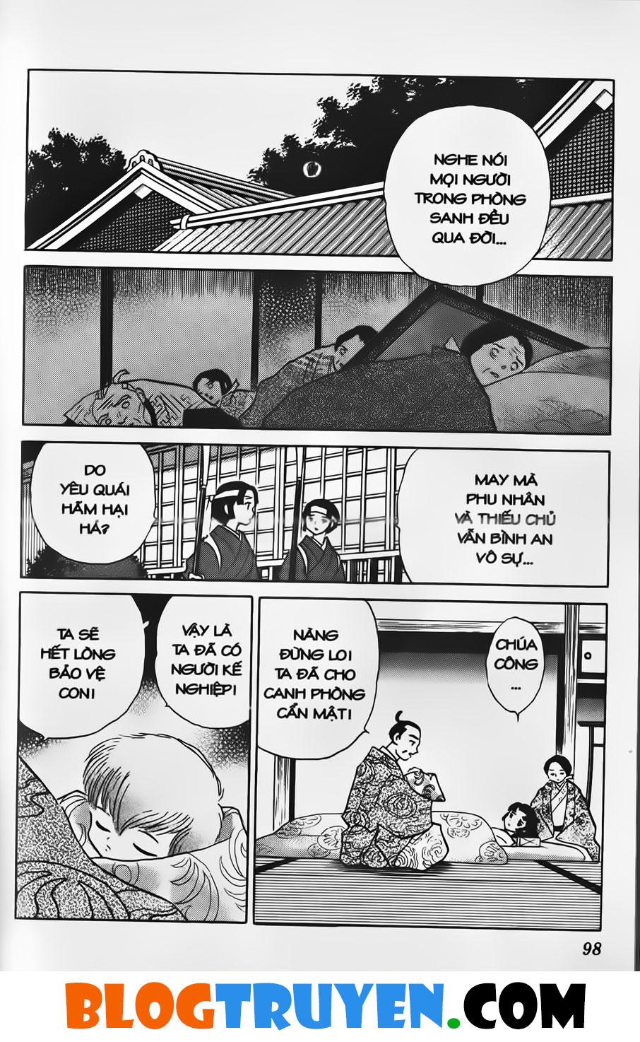 Inuyasha vol 31.6 trang 3