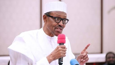Things They Did To Me Because I Was Fighting Corruption - Buhari