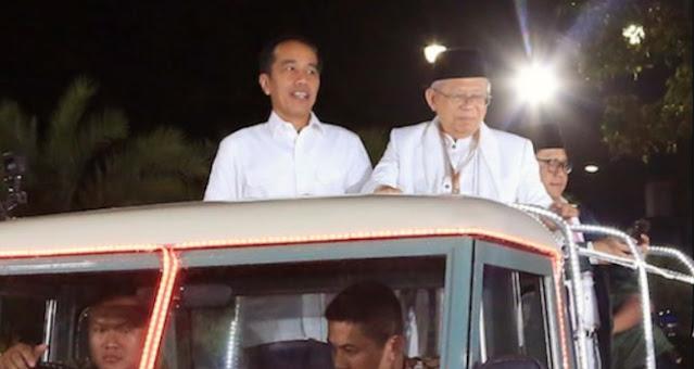 Fakta Ini Menunjukkan KPU Seolah Lepas Tangan Jokowi-Ma'ruf Curi Start Kampanye di Media