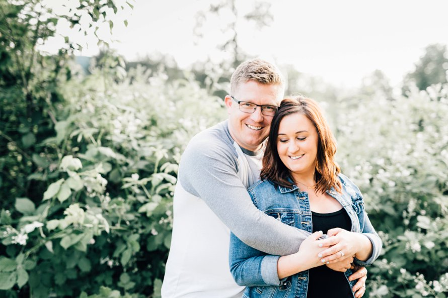 Snoqualmie Anniversary Photographer | Three Forks Park | Something More Photography