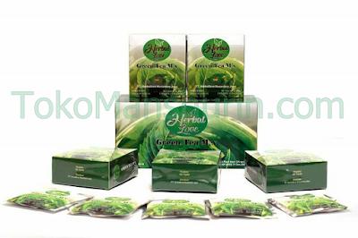 √ Obat Tahan Lama ✅ Green Tea Mix ⭐ Herballove