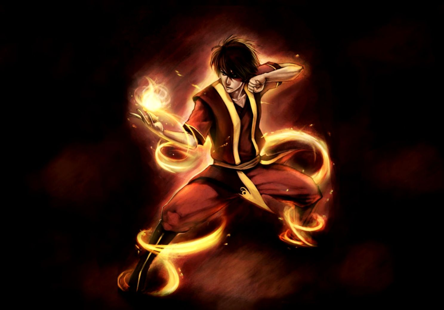 Zendha Avatar The Last Airbender Wallpaper Android