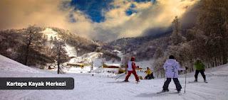 Kartepe Kayak Merkezi – İzmit