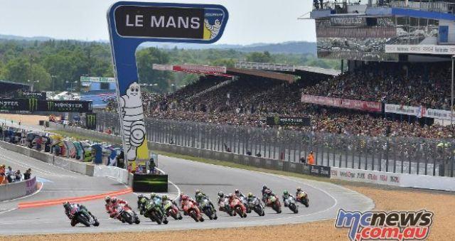 Jadwal MotoGP Prancis Sirkuit Le Mans