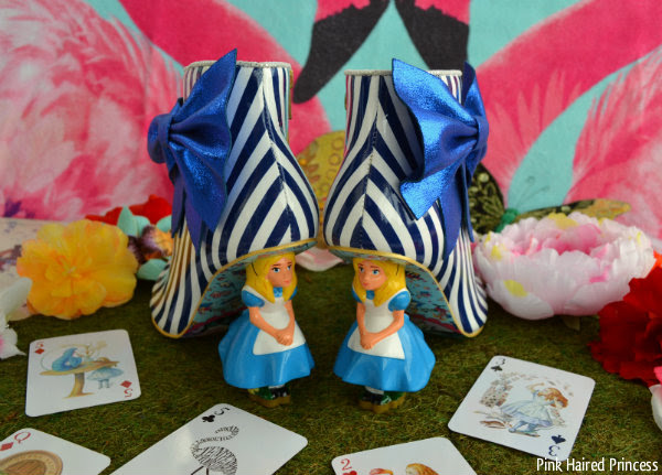 irregular choice alice who in the world am i? heel behind