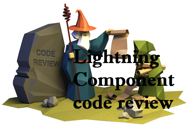 Salesforce Lightning component Code review using Heroku CLI