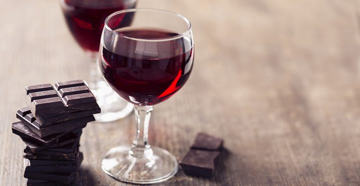 According To A Study, Chocolate And Wine Would Allow You To Live Longer