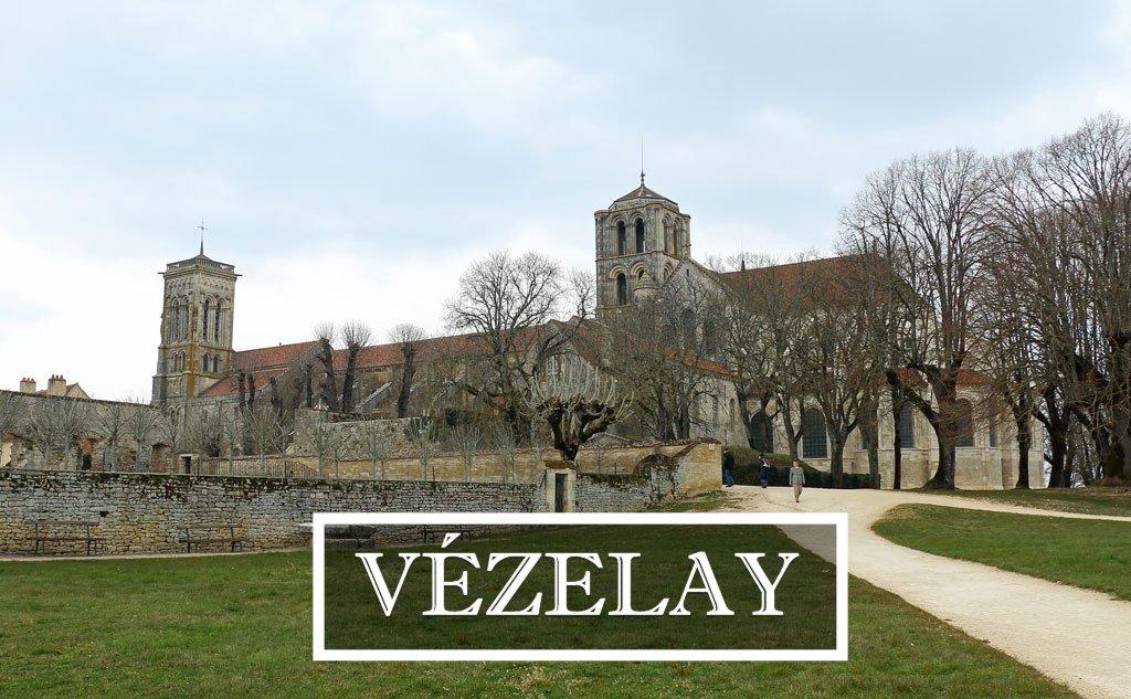 Vézelay y Sainte Marie Madeleine, obra maestra del románico