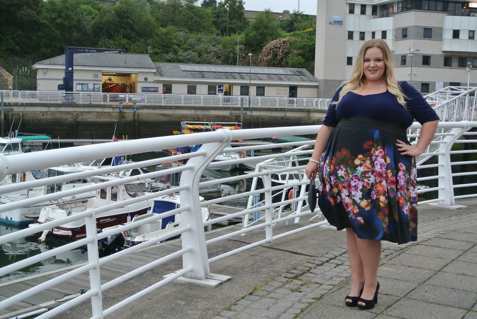 Scarlett and Jo Sweetheart Dress from Simply Be Plus Size WhatLauraLoves UK Blogger