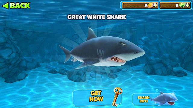 hungry shark evolution cheats