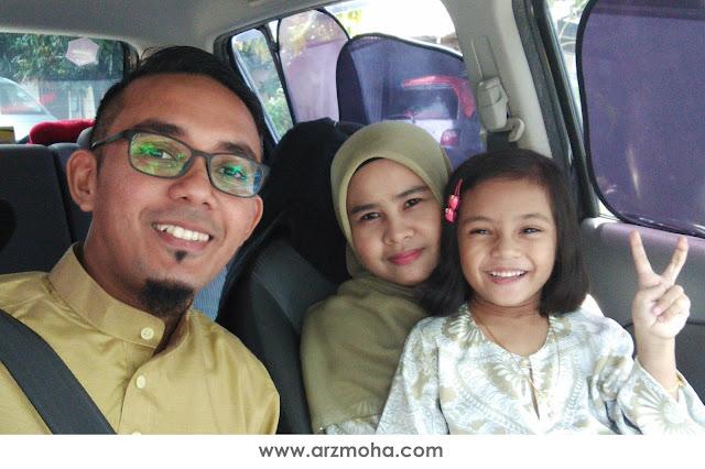 tiada gambar raya 2017, sukar merakam gambar anak bila semakin membesar, gambar raya 2017, kisah cik puteri, cik puteri, arzmoha blogger malaysia, malaysia parenting blogger, malaysia lifestyle blogger