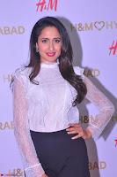 Pragya Jaiswal in lovely Black Mini Skirt and White Transparent Shirt ~  Exclusive 038.JPG