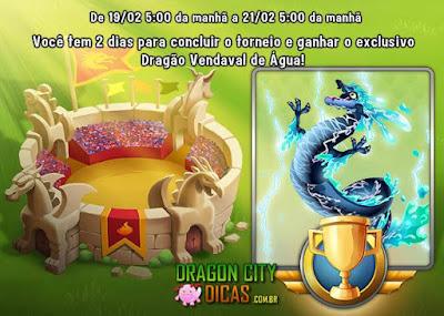Torneio do Dragão Vendaval de Água