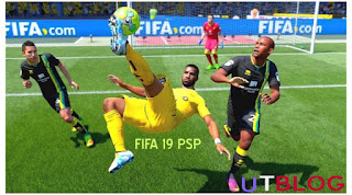 FIFA 2019 ISO File English