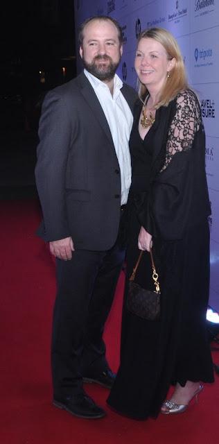 Nik Parker and Michelle Parker - Virgin Atlantic
