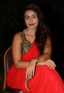 Kiran Chetavani Hot Stills in Saree 3.jpg