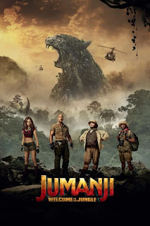 Jumanji: Trò Chơi Kỳ Ảo - Jumanji: Welcome to the Jungle (2017)
