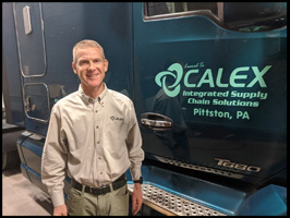 Tommy Grimes of Calex ISCS