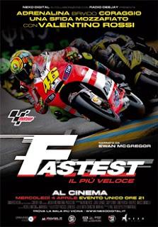 Fastest (2011) «Ταχύτερα» | Ντοκιμαντέρ MotoGP