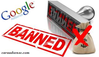 4 Tips Jitu Agar Akun Adsense Tidak Di Banned Google