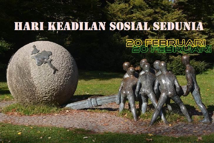 Hari Keadilan Sosial Sedunia 20 Februari
