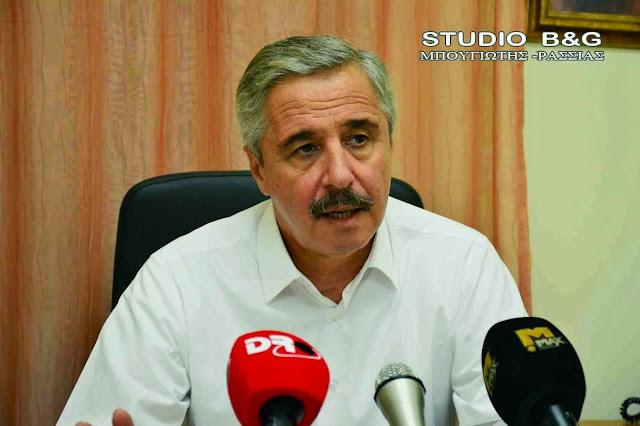 Γ. Μανιάτης: Να αποδοθεί άμεσα το ΚΕΜΧ στο Δήμο Ναυπλίου