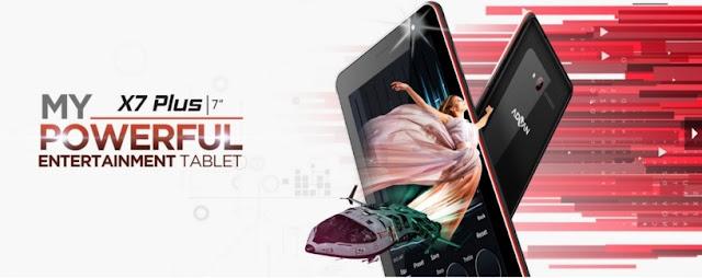 Harga HP Advan X7+ Plus Tahun 2017 Lengkap Dengan Spesifikasi Dual Flash Kamera RAM 1 GB 800 Ribuan