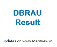Agra University Result updates