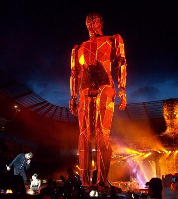 Take That - City of Manchester Stadium - 8/6/11