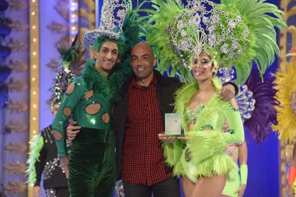 Baracoa se lleva el concurso de comparsas 2016 del carnaval de Las Palmas