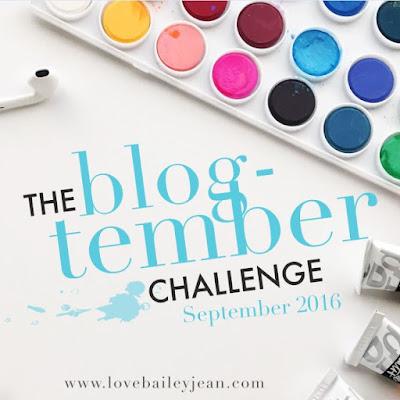 Blogtember 2016
