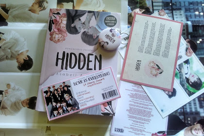 Review Buku Hidden by Asabell Audida