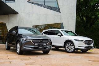 Mazda CX8 sẽ ra mắt tại Việt Nam 2018