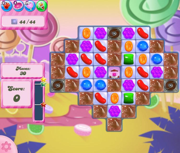 Candy Crush Saga level 2765