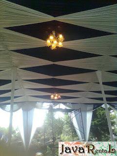 Sewa Tenda Dekorasi - Penyewaan Tenda Dekorasi Murah