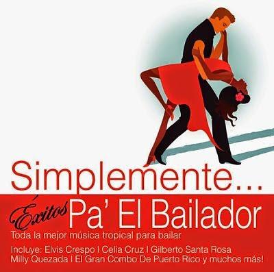 SIMPLEMENTE EXITOS PA' EL BAILADOR - VA (2014) [Musica Latina]