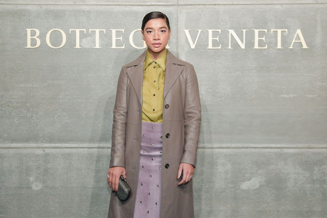 Hannah Bronfman At Bottega Veneta Show At New York Fashion Week 2018