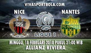 Prediksi Nice vs Nantes 18 Februari 2018