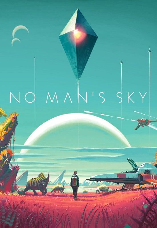 791a9cbfeaa9a88548995f1532a4120034c5348c - No Man's Sky - PC