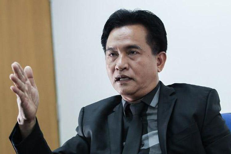 Pengacara HTI Jadi Pengacara Jokowi-Amin
