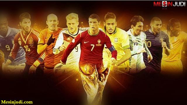 Situs Judi Bola Online Piala Dunia 2018