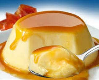 Crème Caramel fait maison