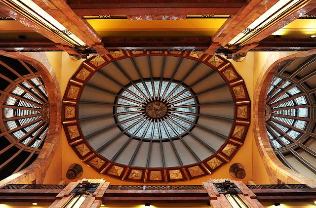 kupola palacio de belles artes