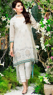 ALKARAM LAWN MIDSUMMER COLLECTION 2016-17 WITH PRICES MAGAZINE