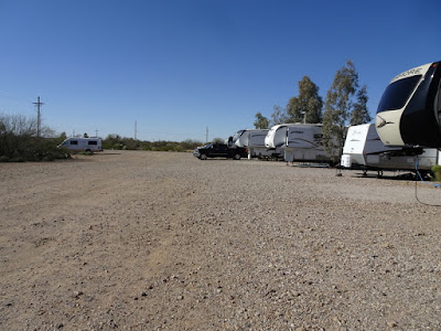 Justin's Diamond RV Park