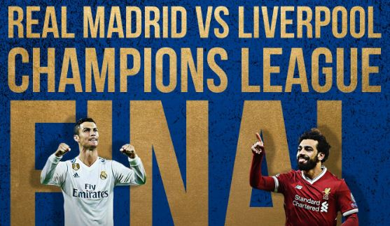 Real Madrid vs Liverpool, Final Ideal  Liga Champions