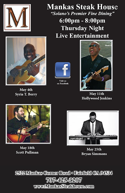 Live Entertainment Thursdays - Bryan Simmons Tonight!