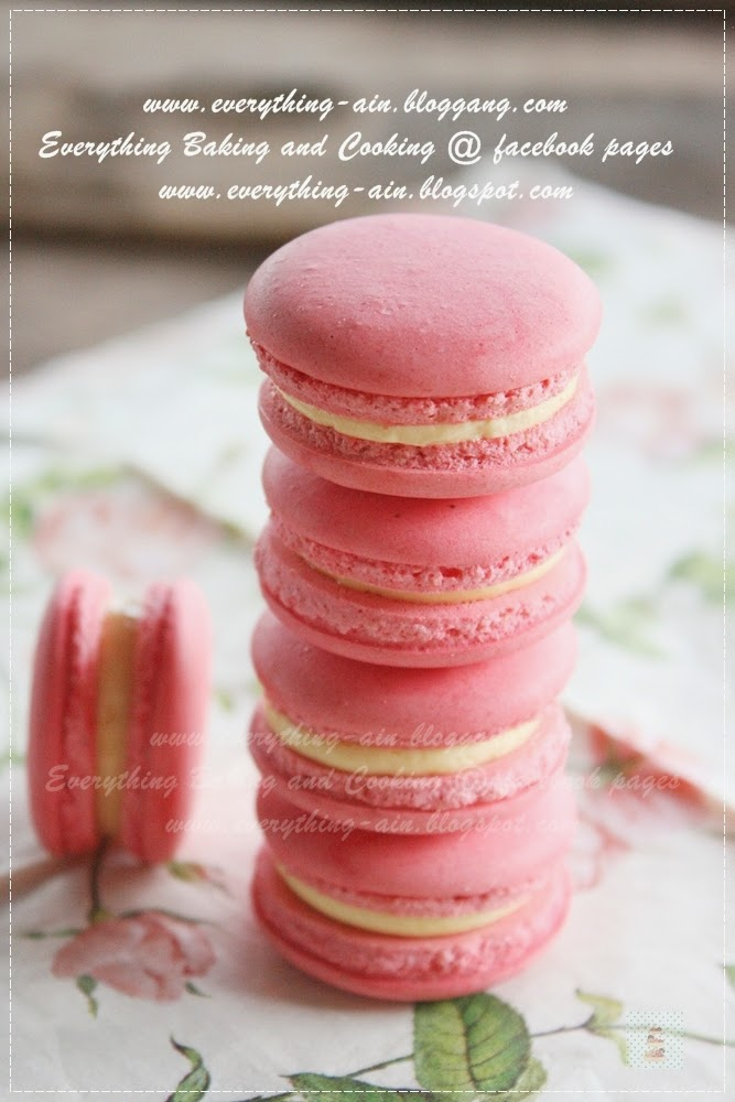 Rose Macarons By Pierre Hermé Recipe I Love It